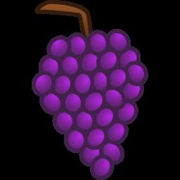 Grapes clipart violet. Panda free images