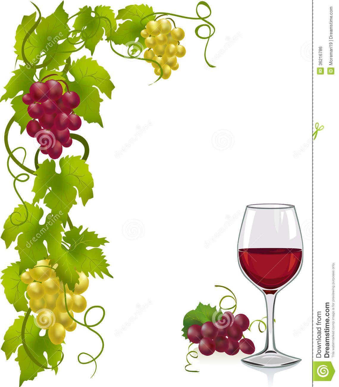 Wine tattoos grape vines. Grapevine clipart winery