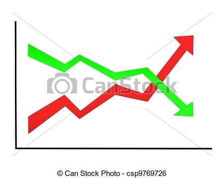 Graph clipart. Picture alternative design line