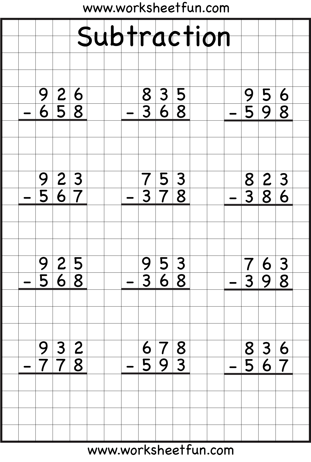 Notebook clipart math addition. With regrouping rd grade