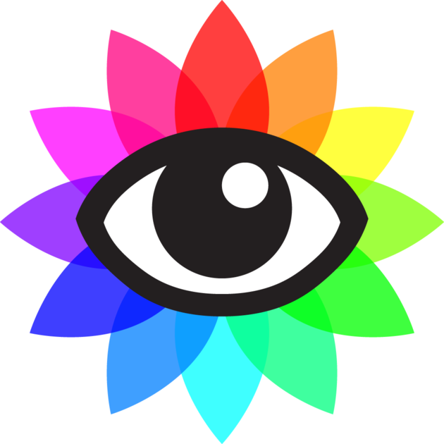 Color blind on the. Sunset clipart pal