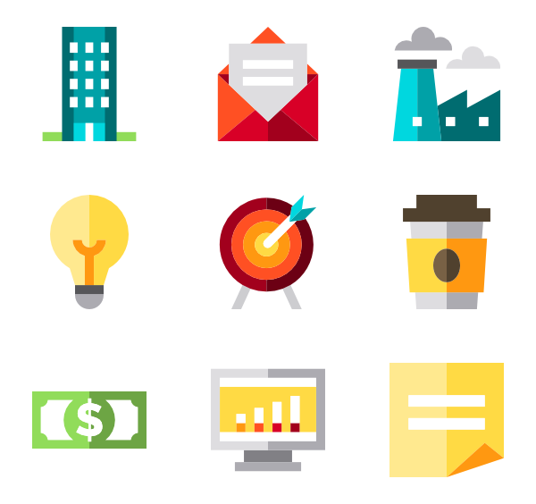 Stats icons free vector. Tax clipart flat icon