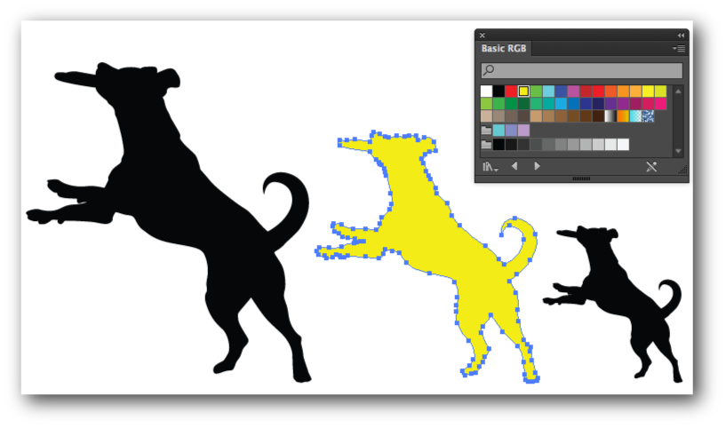 Creative cloud charts technology. Graph clipart dog bar
