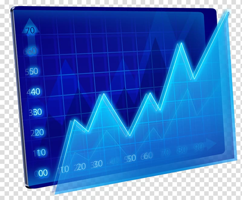 Finance chart services business. Graph clipart financial health