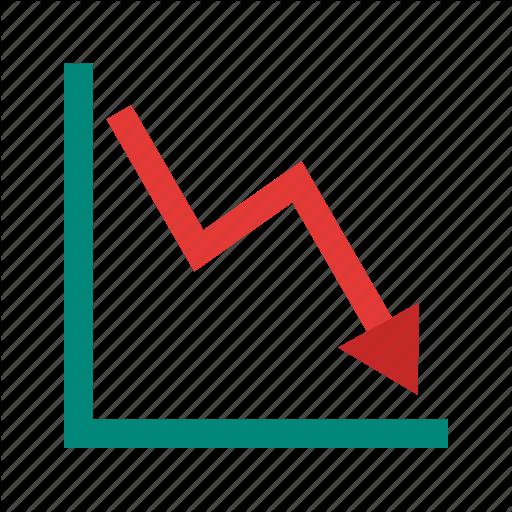 Cartoon chart text transparent. Graph clipart red line