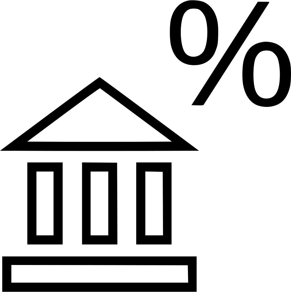 Banking bank loan interest. Graph clipart revenue