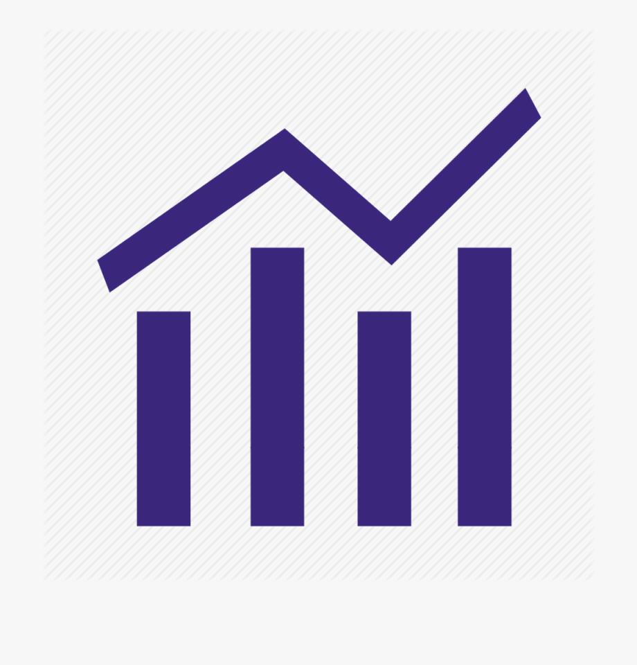 Graph clipart stock market graph. Png logo