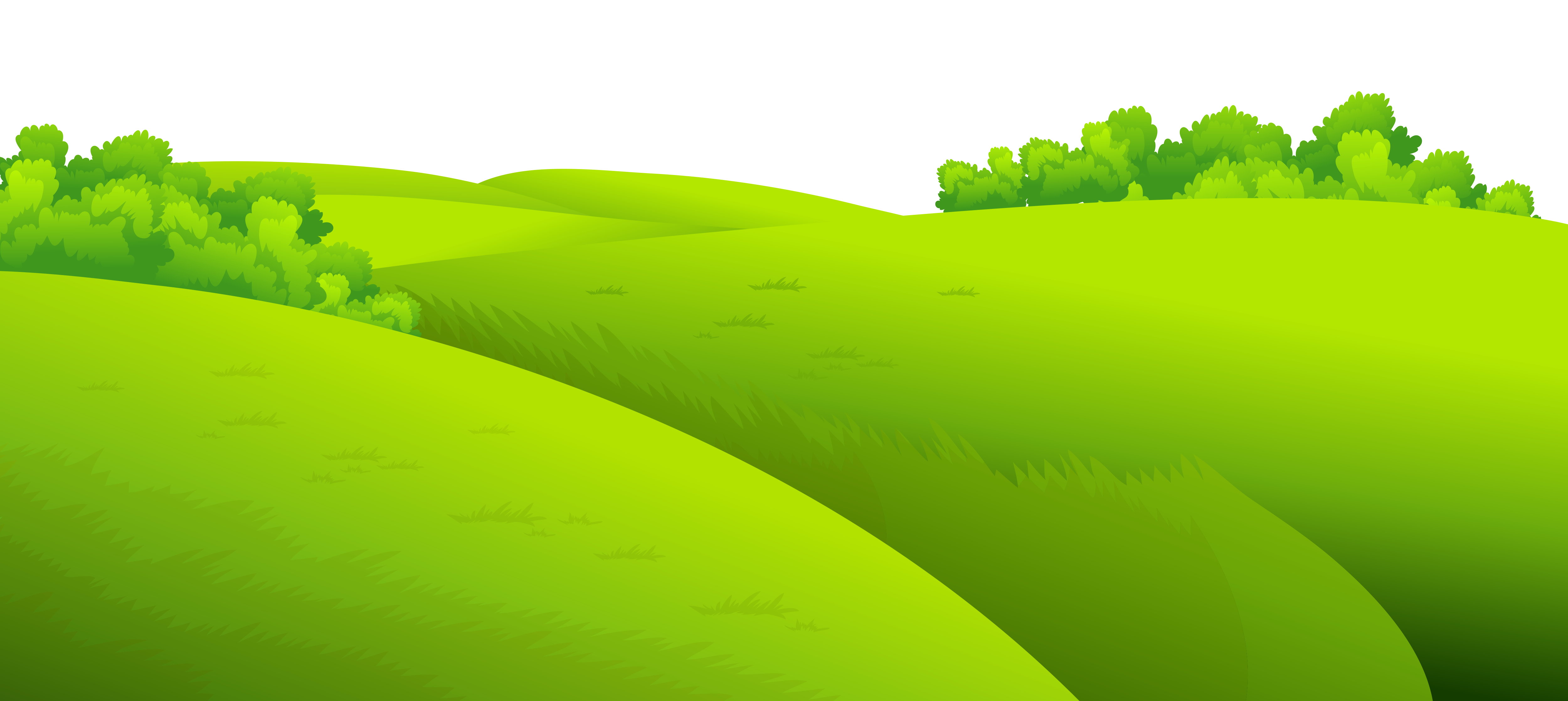 collection of ground. Clipart grass grassy area