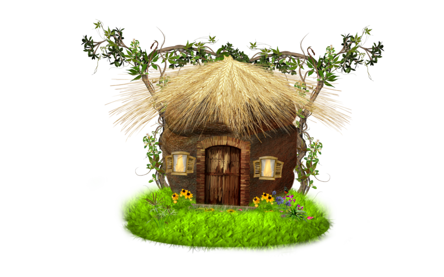 Png rock by moonglowlilly. Grass clipart house
