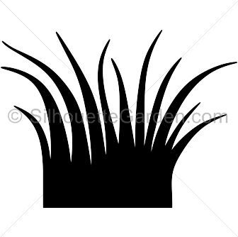 Black and white free. Grass clipart shadow