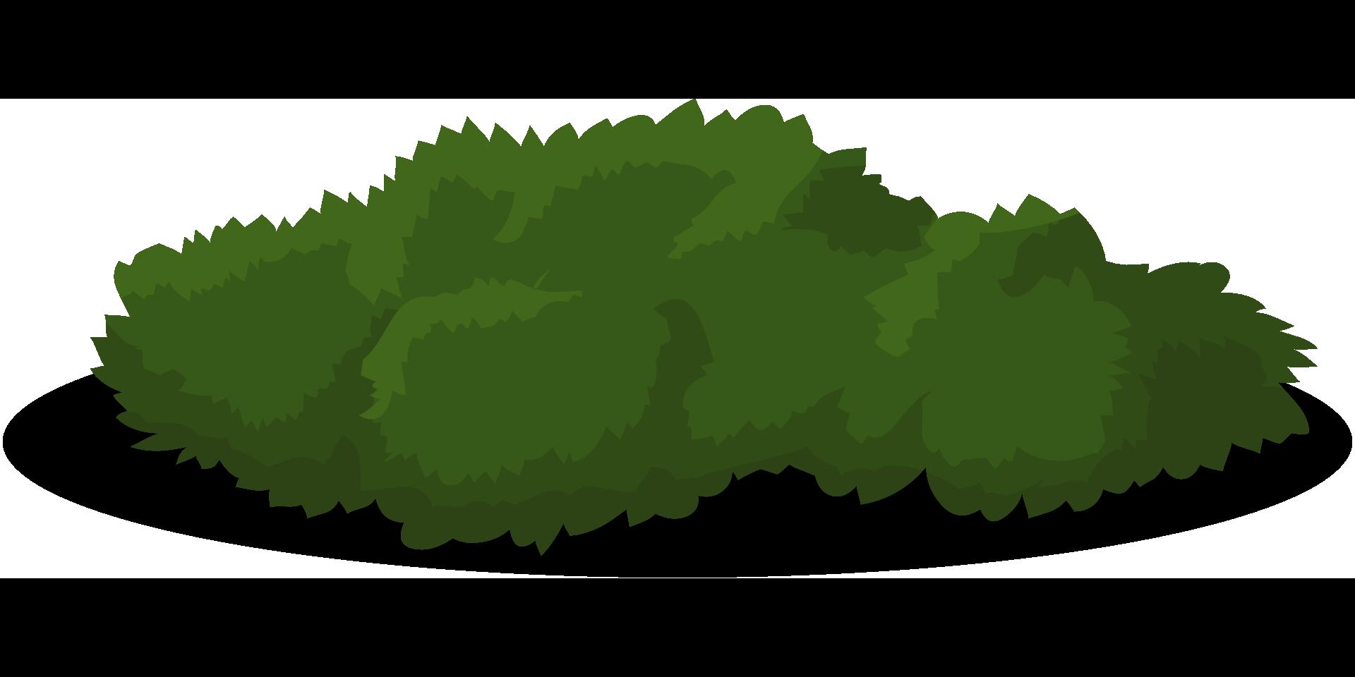 Grass clipart shrub. Drawing at getdrawings com