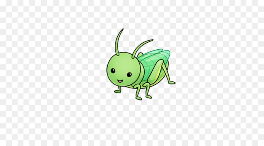 Grasshopper insect cricket cuteness. Bugs clipart grass hopper