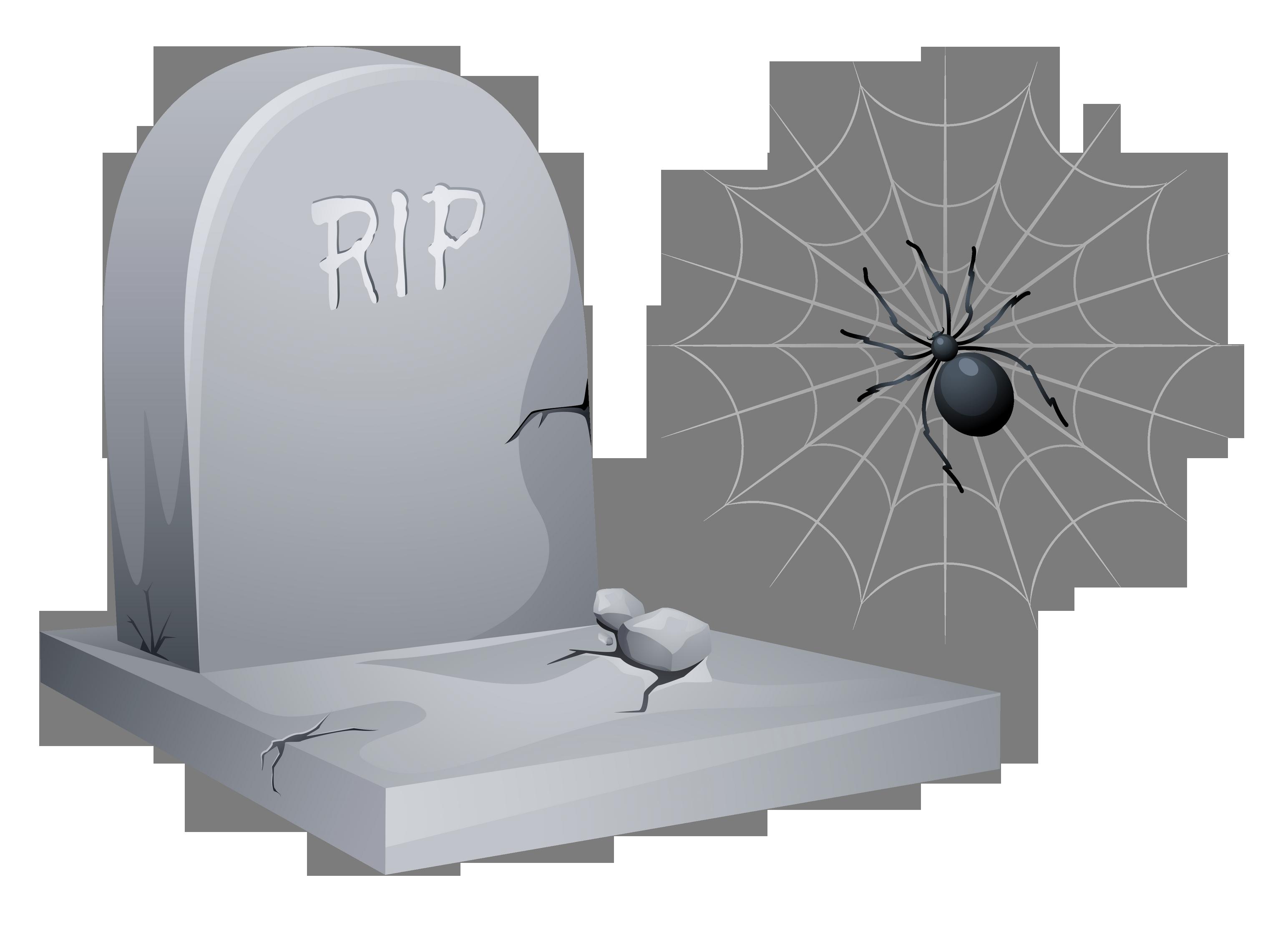 Headstone clipart cartoon.  collection of halloween