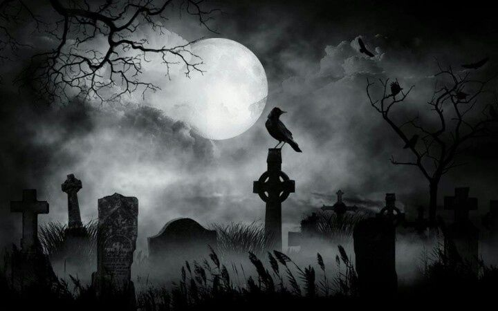 Graveyard clipart night. Cemeteries at google search