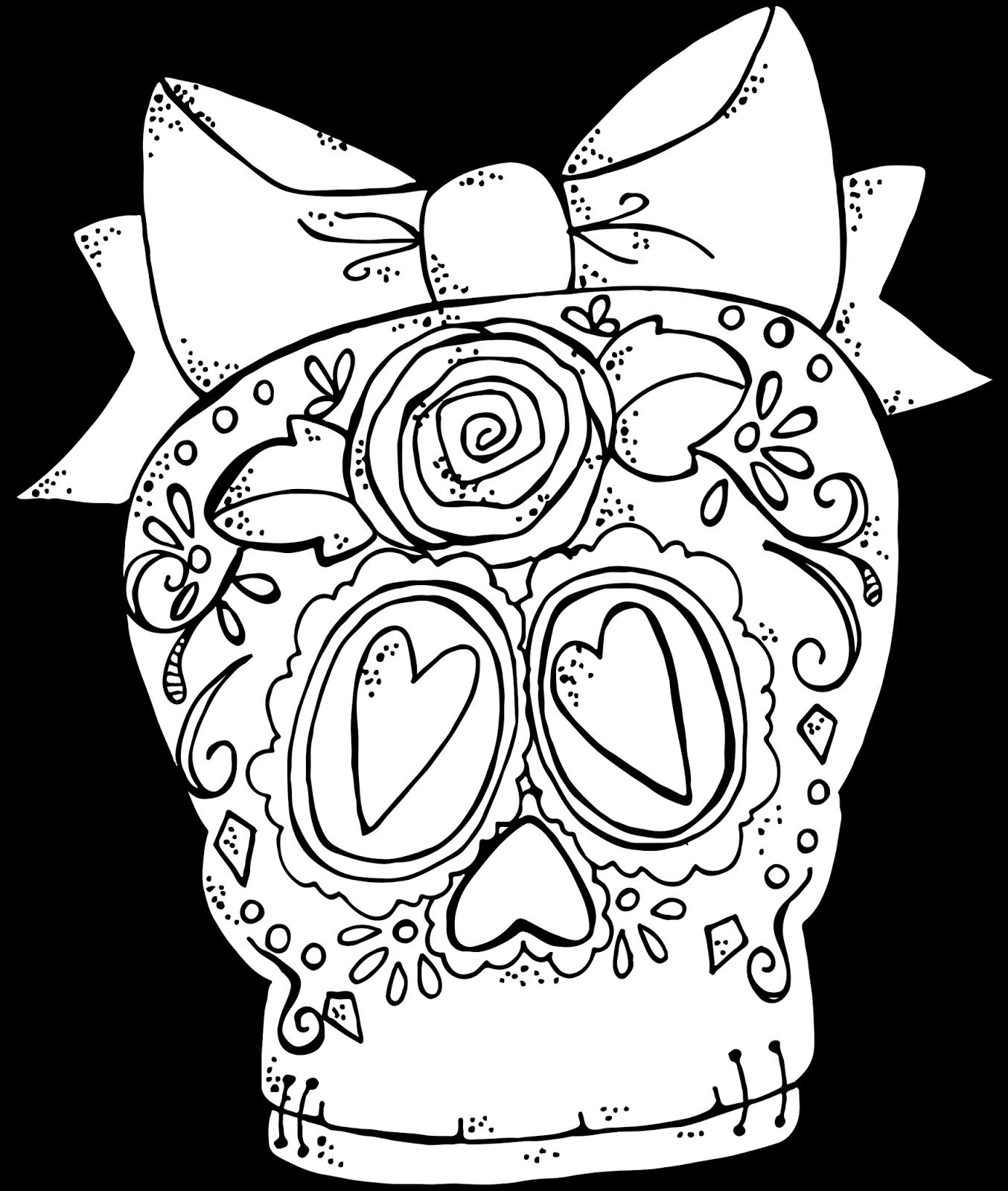 Humpty dumpty clipart color. Melonheadz october sugar skull