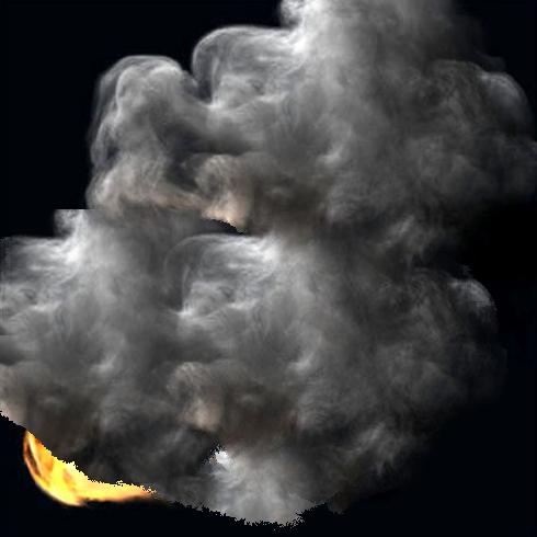 Gray smoke png. Halloween graphics fspng