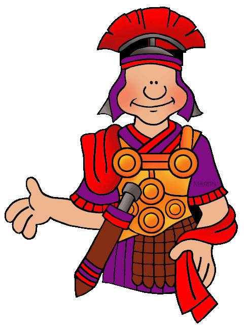 Rome clip art by. Warrior clipart military roman