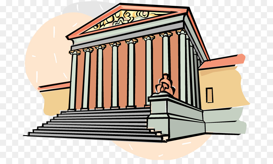 Real estate background architecture. Greek clipart landmark