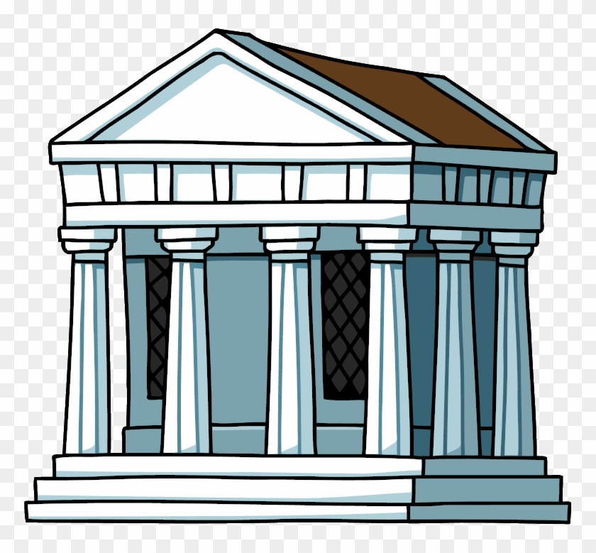 Greek clipart ancient town. Building png free transparent