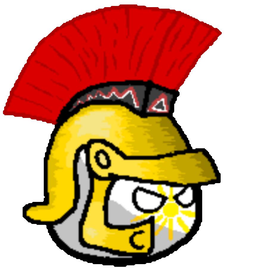 Macedonball polandball wiki fandom. Greece clipart city greek