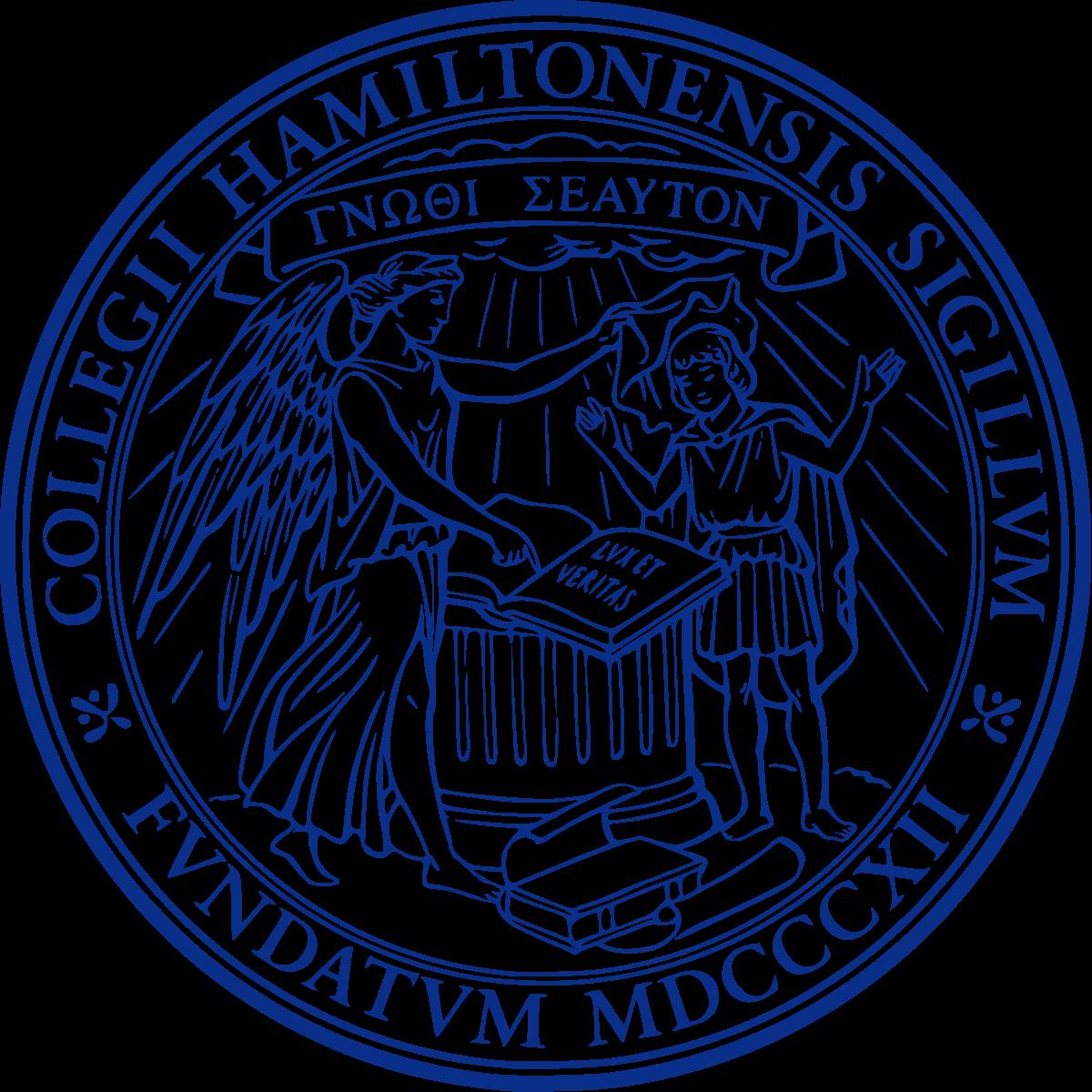 Greece clipart college building. Hamilton new york wikipedia