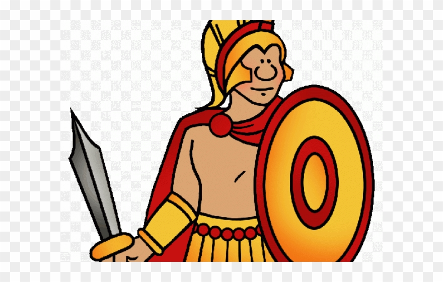 History soldiers . Greek clipart greece ancient
