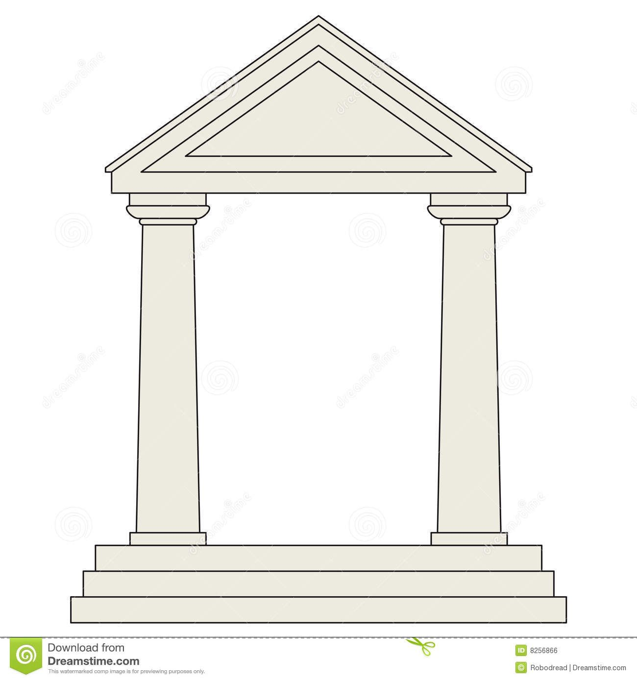 Temples google search classroom. Greece clipart greek building