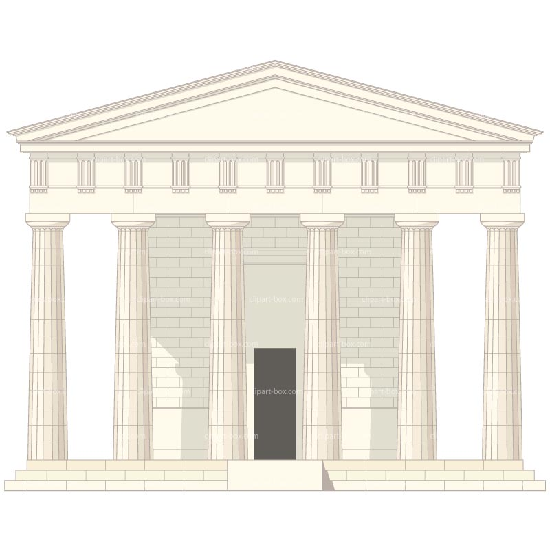 Greek clipart old temple. Free cliparts download clip