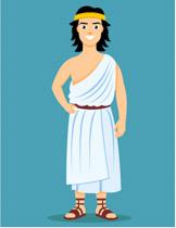 Free ancient clip art. Greece clipart greek guy