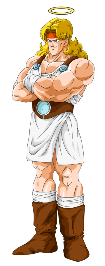 Greece clipart greek guy. Dragon ball others characters