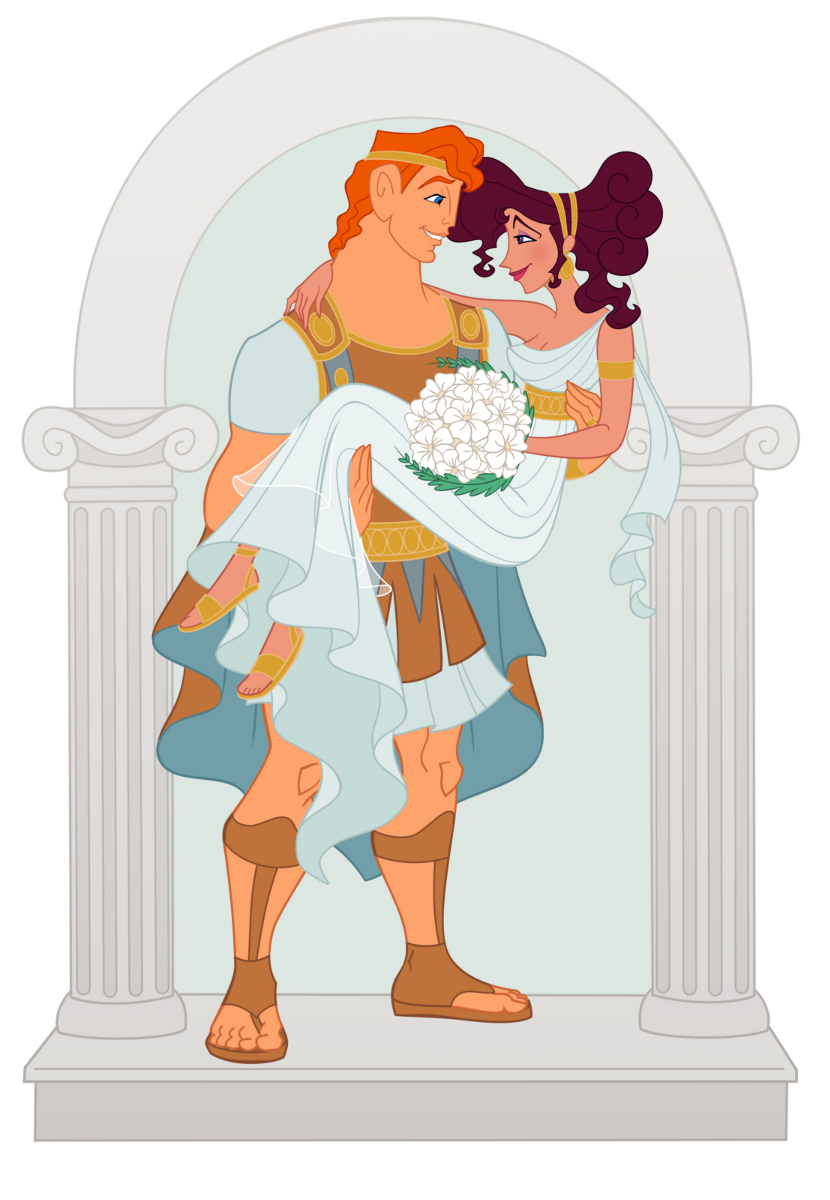 Disney weddings contest immortal. Greece clipart megara