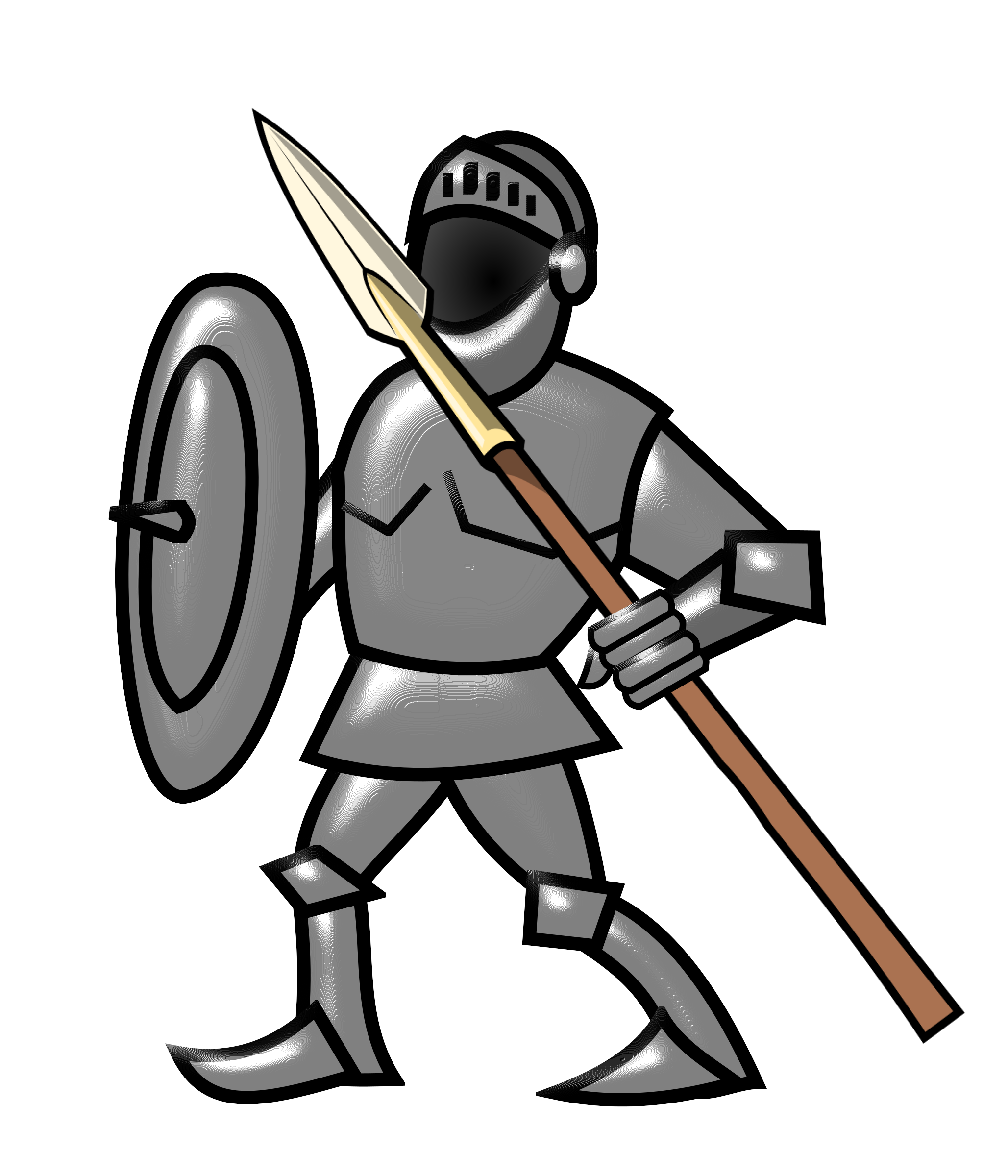 Medieval clipart knight armor. Image group full plate