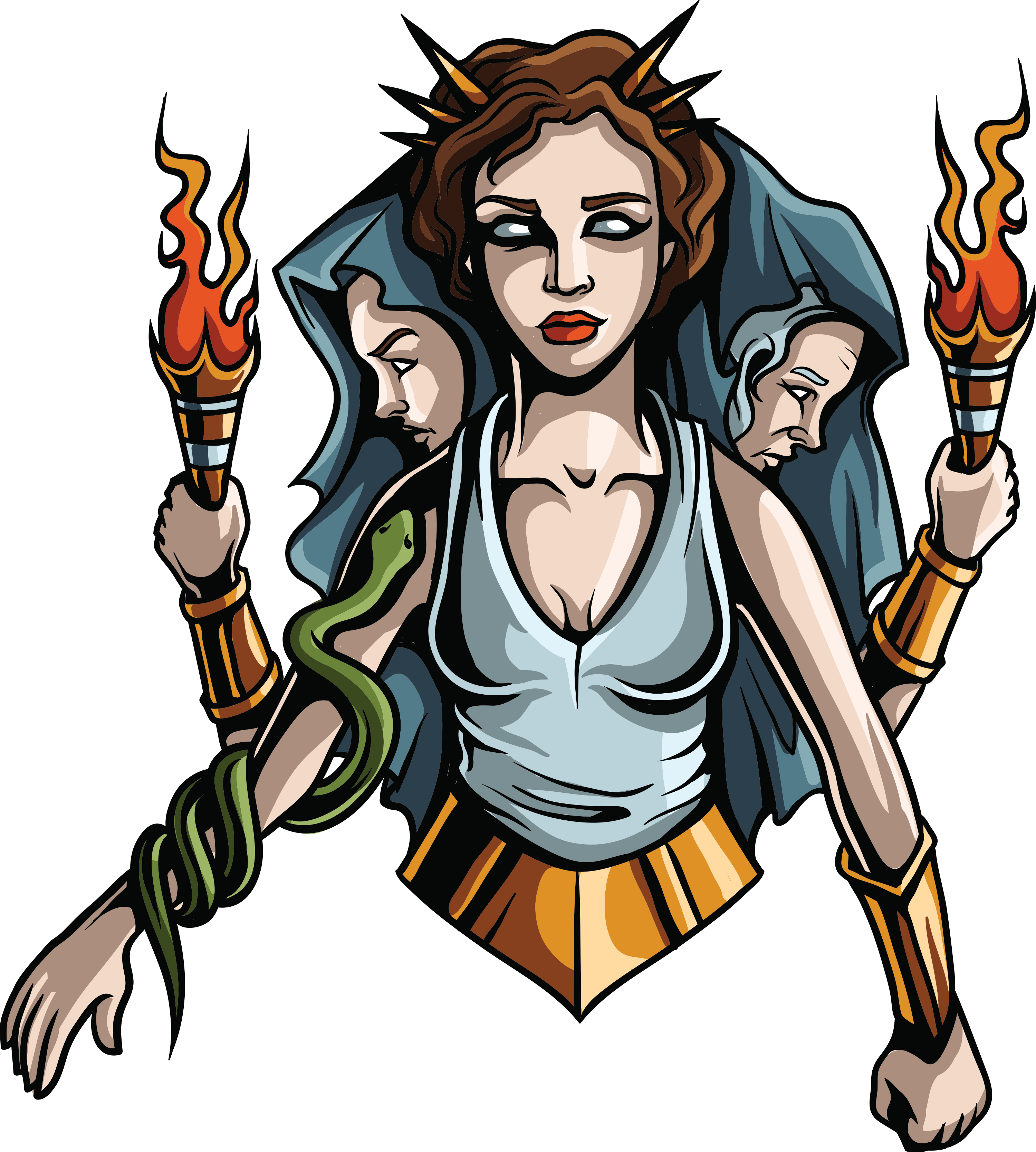 Greek clipart cartoon. Warrior person free collection