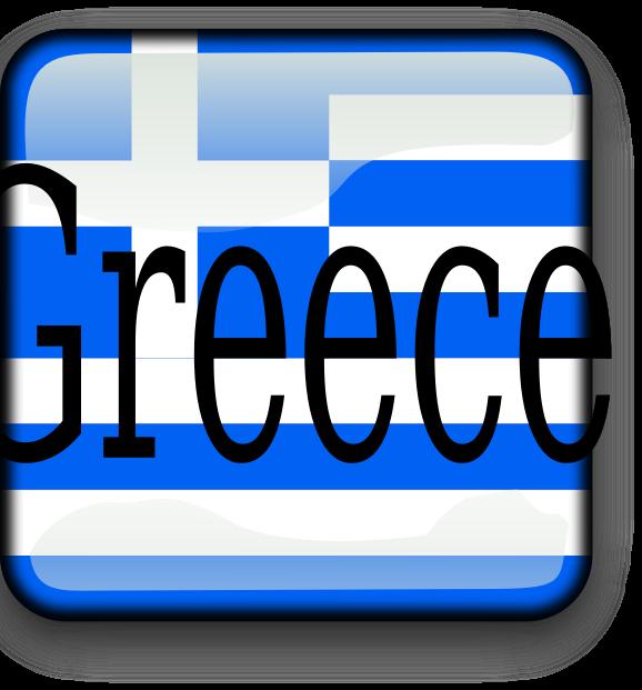 Greece . Greek clipart landmark