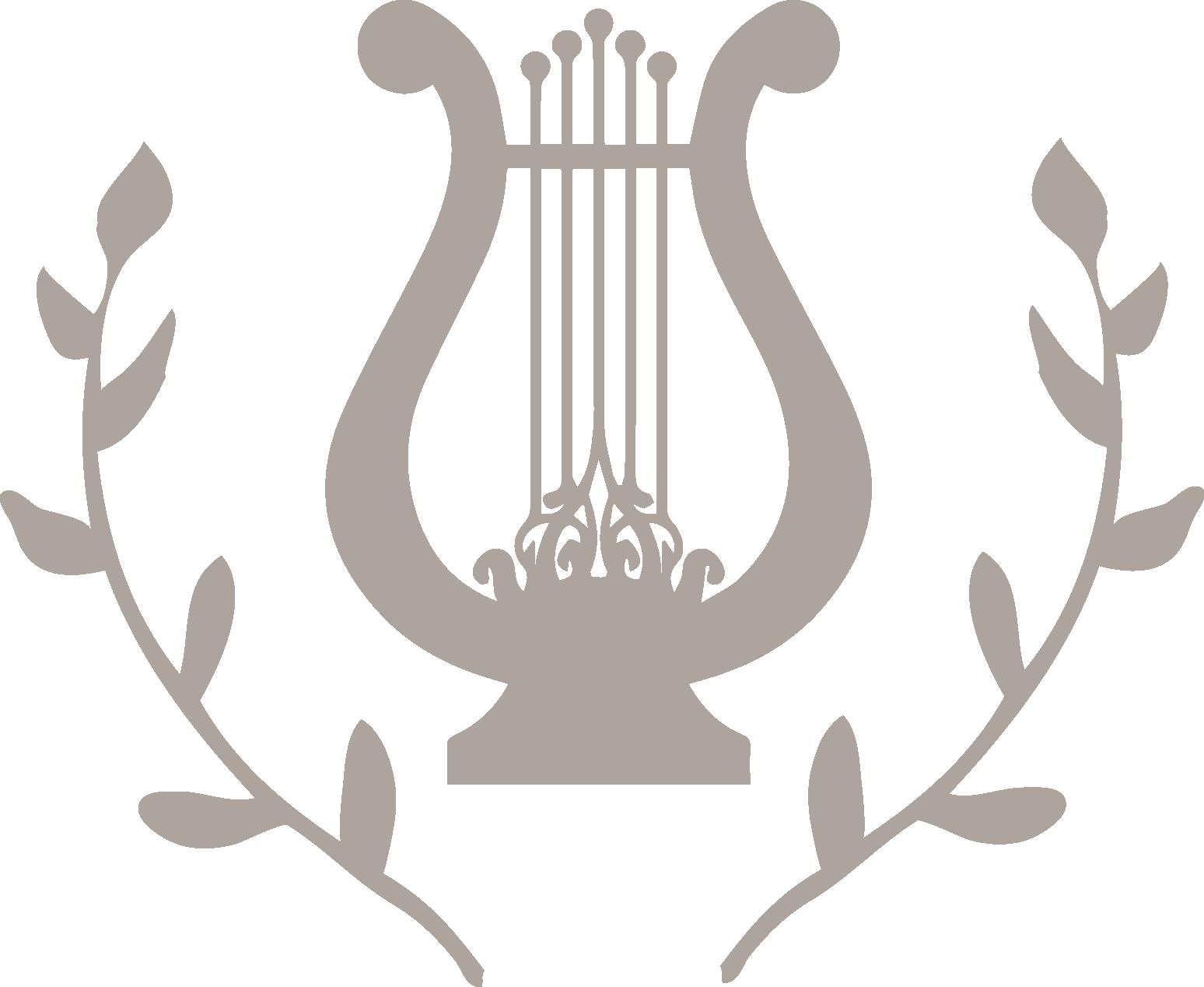 Images of apollo symbol. Greek clipart lyre