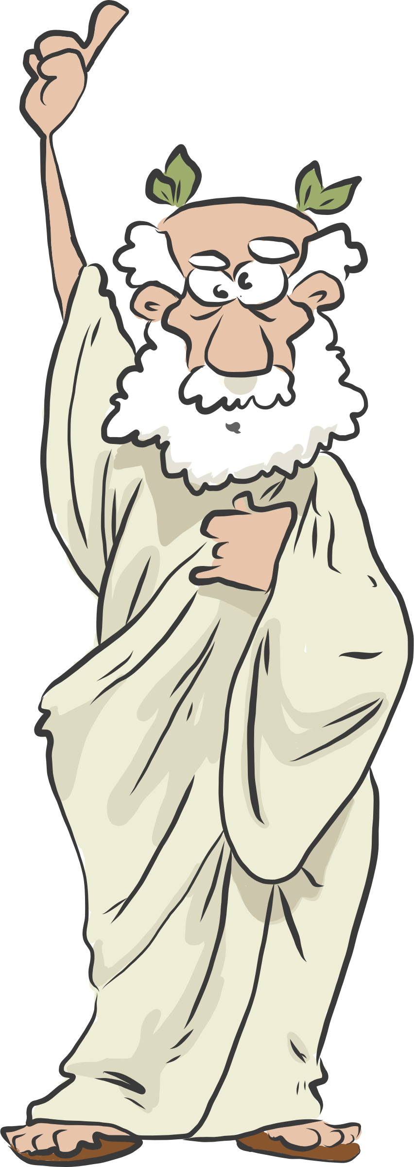 Greek clipart philosopher. Ancient big image png