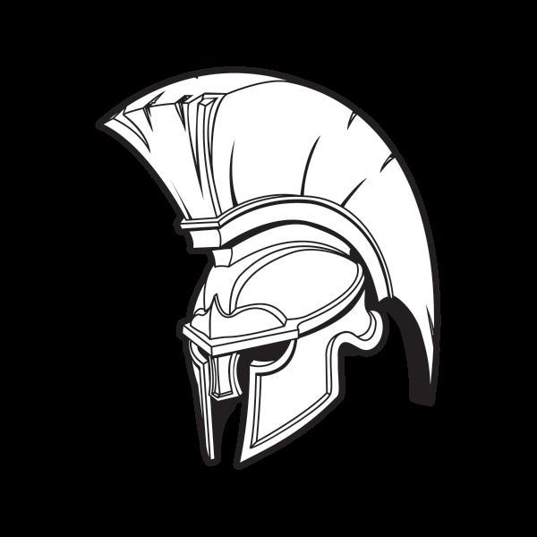 Helmet clipart roman. Drawing at getdrawings com