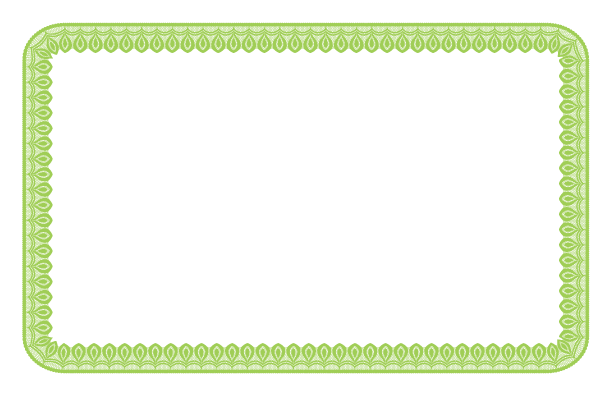 Green border png. Frames and borders jpg