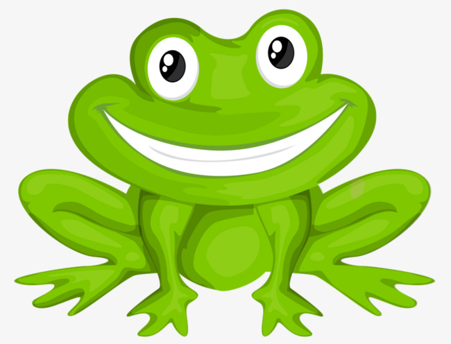 Green clipart. Frog cartoon cockroaches png