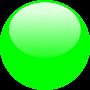 Green clipart. Bubble