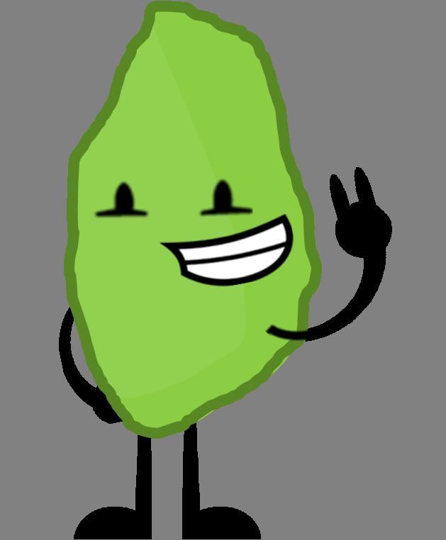 green clipart booger
