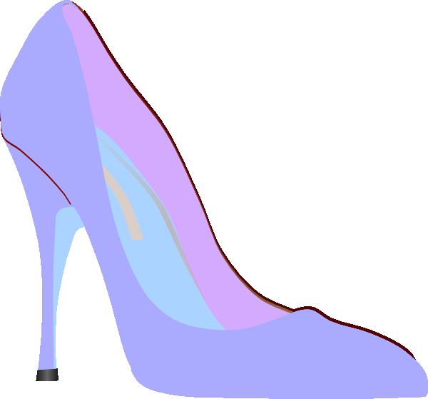 Heels blue heel