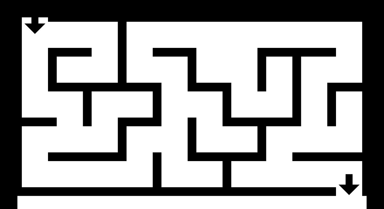 Maze clipart childrens. File simple svg wikipedia