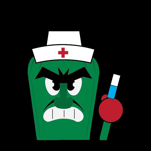 Dsu emoji like stickers. Green clipart okra