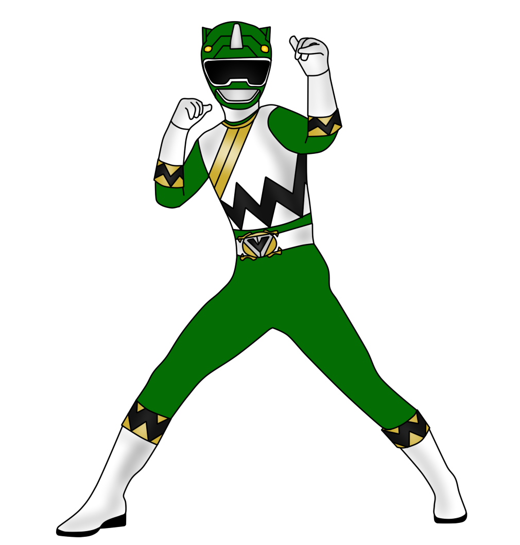 It's just a graphic of Crazy Red Power Ranger Clipart