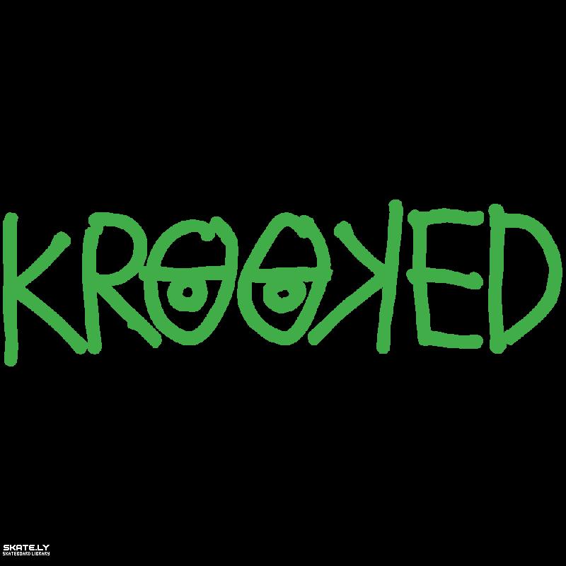 Green clipart skateboard. Krooked skately library