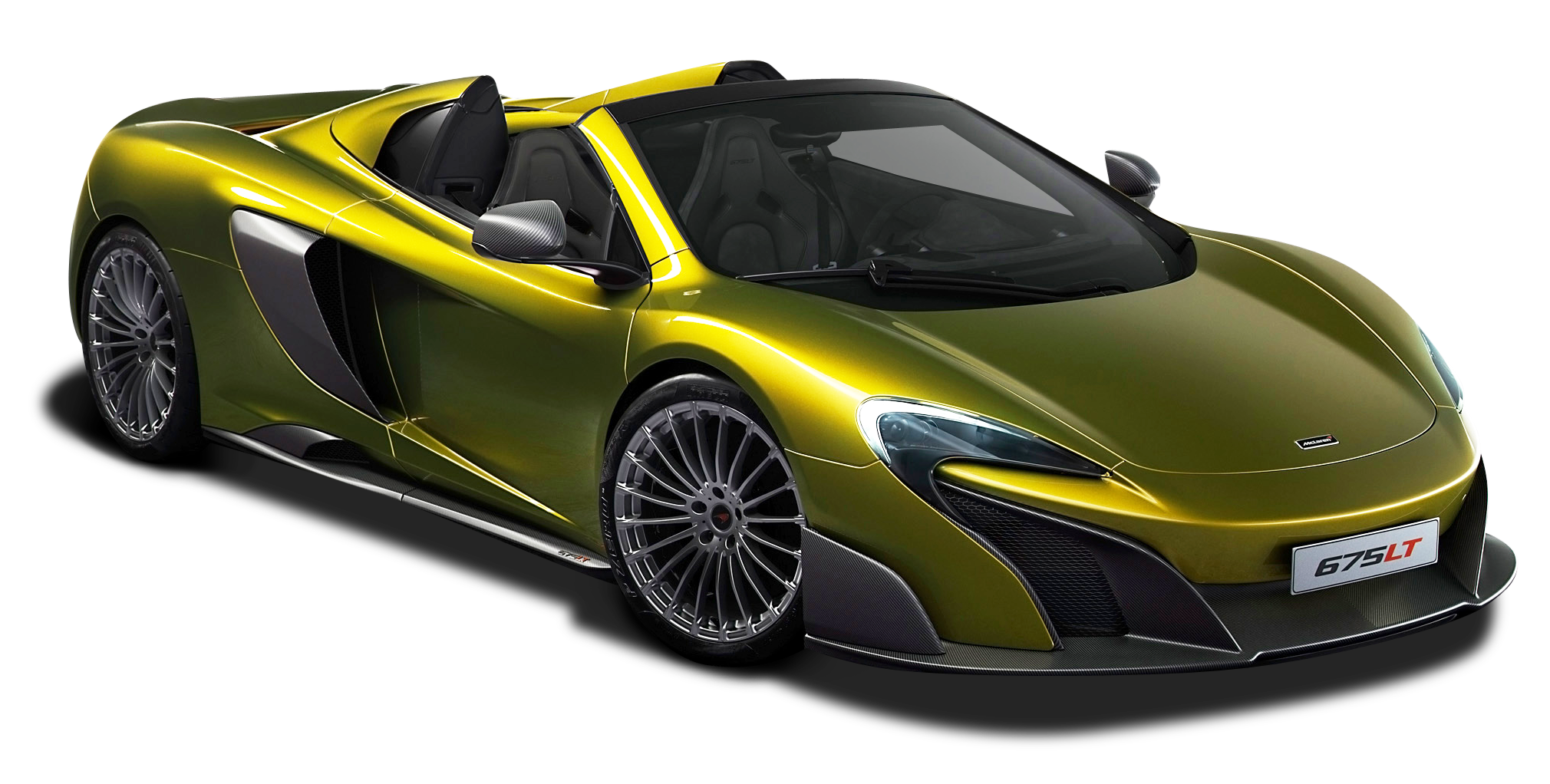 Green clipart sports car. Mclaren lt spider super
