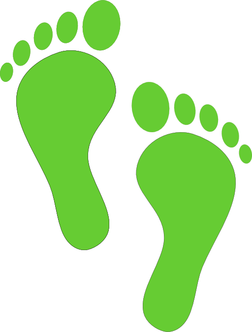 Green steps i royalty. Staircase clipart step