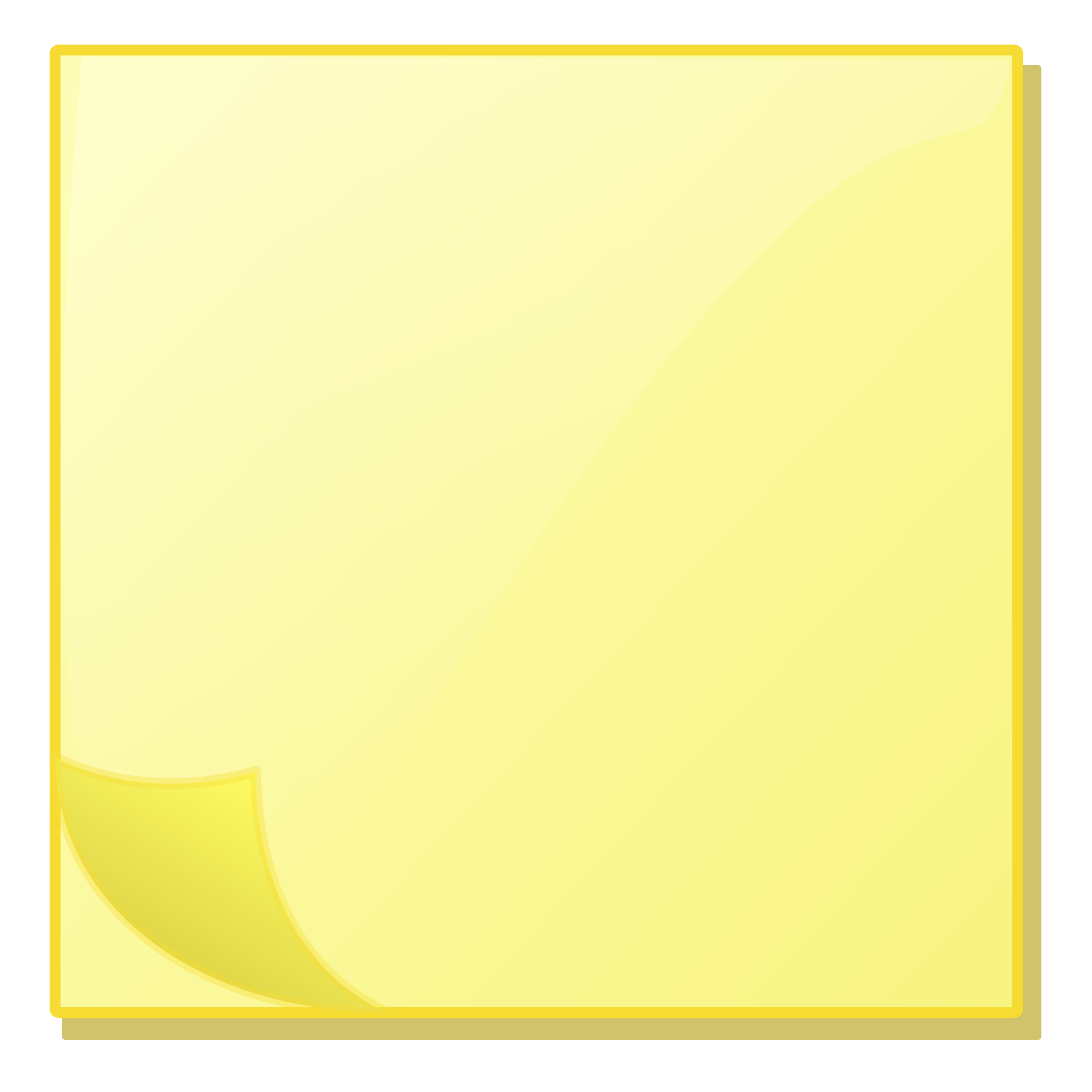 Note clipart yellow notepad, Note yellow notepad ...