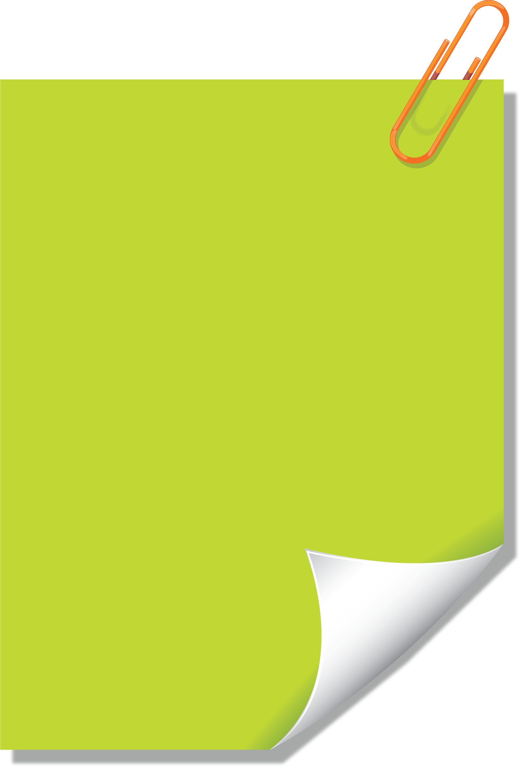 Green clipart sticky note. Notes png image purepng